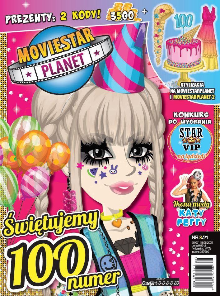 100th anniversary magazine cover